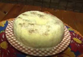 Aprenda a fazer um bolo de tapioca que não vai ao forno