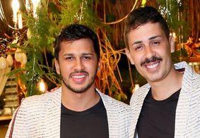Vídeo: Carlinhos Maia presenteia marido com carro BMW