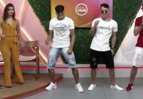 Vídeo: aprenda a dançar o passinho