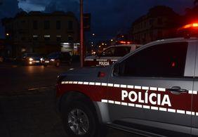 Preso suspeito de assaltar loja de informática em João Pessoa