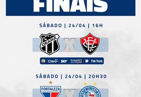 Semifinais da Copa do Nordeste