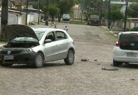 Suspeito é preso com droga depois de se envolver em acidente no Costa e Silva