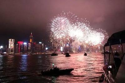 Hong Kong não terá fogos no réveillon 2020
