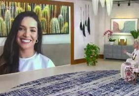 Juliette está em João Pessoa no apartamento que morou antes da fama
