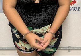 Suspeita foi encaminhada à Central de Flagrantes
