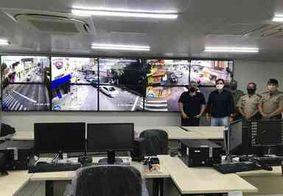 Segurança Pública instala 1,6 mil câmeras de monitoramento em 5 cidades da PB