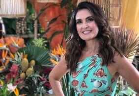 """""""Primeiro carnaval juntos"""", diz Fátima Bernardes em post com o namorado"""