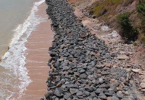 Obras na barreira do Cabo Branco prejuízos de mais de R$ 500 mil, aponta CGU