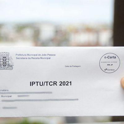 Prazo para pagamento de IPTU e TCR com 15% de desconto termina quarta (31)