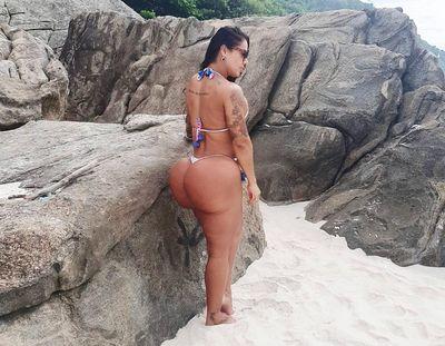 Vanessa Ataídes, modelo brasileira