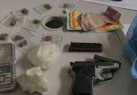Homem é preso suspeito de tráfico de drogas em Bayeux