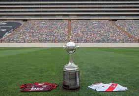 Equipamentos são roubados de estádio em Lima às vésperas da final da Libertadores
