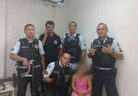 """Delegado de Salgueiro diz que Nicole de Paiva foi encontrada """"com muita fome"""""""