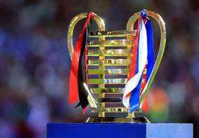 Definidos os confrontos da pré-Copa do Nordeste