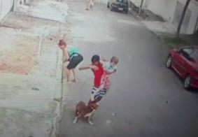 """""""Sentimento de impotência"""", diz babá de criança atacada por pit bull"""