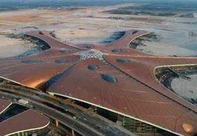 Segundo mega-aeroporto é inaugurado na China