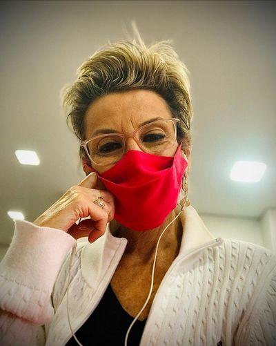 Ludmila Ferber revela agravamento de câncer e muda tratamento