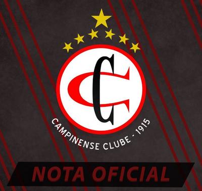 Nota oficial do Campinense