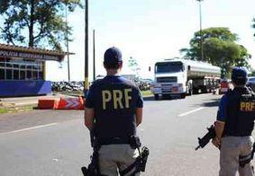 Rodovias entre municípios paraibanos e estados vizinhos não estão fechadas, diz PRF-PB