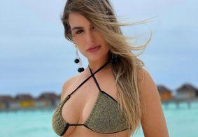 Fernanda Keulla, atacada por Jacaré