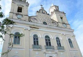 Catedral Basílica de Nossa Senhora das Neves, em João Pessoa.