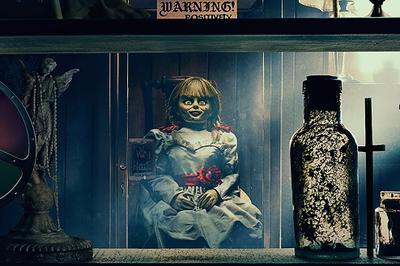 Idoso morre enquanto assistia 'Annabelle' em cinema da Tailândia