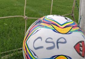 CSP antecipa férias de atletas e integrantes da comissão técnica