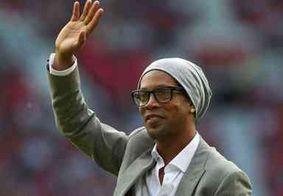Justiça apreende passaportes de Ronaldinho Gaúcho e seu irmão
