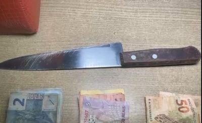 Para comprar drogas, casal assalta ônibus em João Pessoa