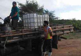 Leite de pequenos produtores da Paraíba é distribuído entre famílias carentes