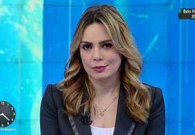 Cirurgia deixa Rachel Sheherazade ausente do SBT Brasil por mais de um mês