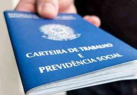 Paraíba gera saldo positivo de 1.211 empregos com carteira assinada em julho, aponta Caged