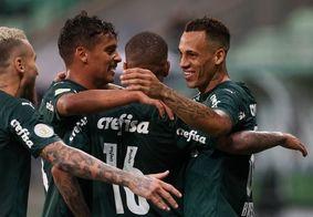 Palmeiras vence Fortaleza e reage após decepção no Mundial