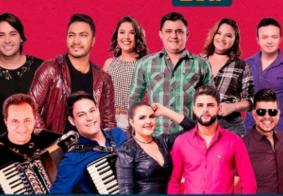 Ao vivo: acompanhe a Live de Flávio José, Cavalo de Pau e outros artistas