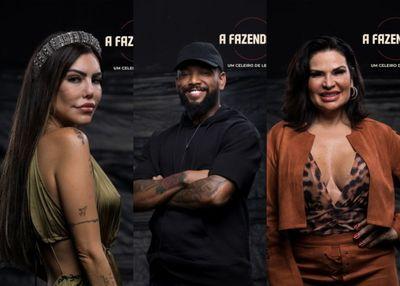 Enquete 'A Fazenda 13': quem você quer que fique entre Lizi, Nego e Solange?