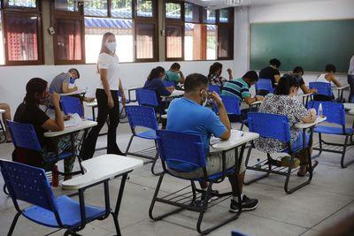 Provas foram realizadas em 152 locais de João Pessoa