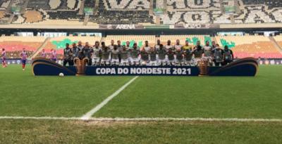 Confira o desempenho de Ceará e Bahia em finais da Copa do Nordeste