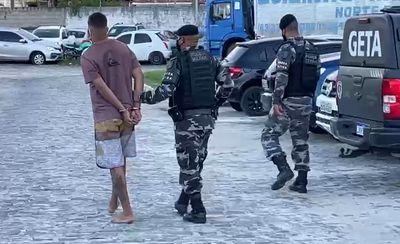 Após perseguição, Polícia prende dupla suspeita de roubos em João Pessoa