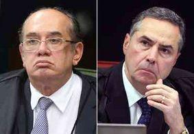 Vídeo: Depois de bate-boca no STF, ministro Barroso envia ofício à Carmen Lúcia