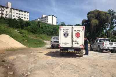 Ex-presidiário é assassinado em canteiro de obras, em João Pessoa