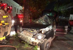 Criança morre e dois são socorridos em estado grave após colisão, em João Pessoa