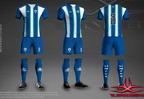 Atlético de Cajazeiras divulga novos uniformes para 2018; Veja os modelos