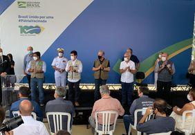 Bento Albuquerque se diz satisfeito com situação de energia e combustíveis no Brasil