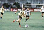 Seleção argentina desembarca em João Pessoa e faz primeiro treino