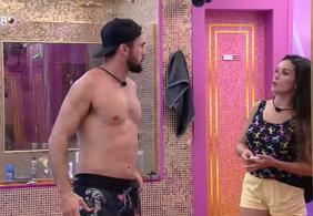 BBB 21: Arthur mente para Gilberto e diz que 'votou em Juliette'
