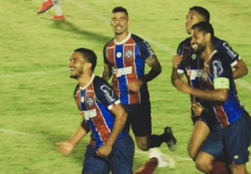 Bahia faz 2 a 0 no Jacuipense pelo Campeonato Baiano