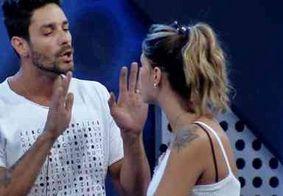 Diego é afastado do Power Couple após ameaçar outro concorrente no reality show