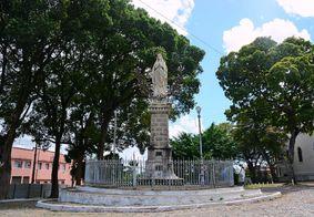 Praças do Centro Histórico de João Pessoa serão recuperadas
