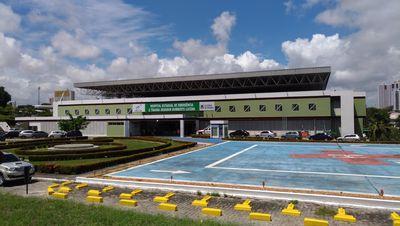 As vítimas do acidente foram socorridas para o Hospital de Trauma, em João Pessoa