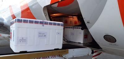 Paraíba distribui mais de 170 mil doses da vacina contra Covid-19